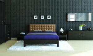 Спальни из шпона