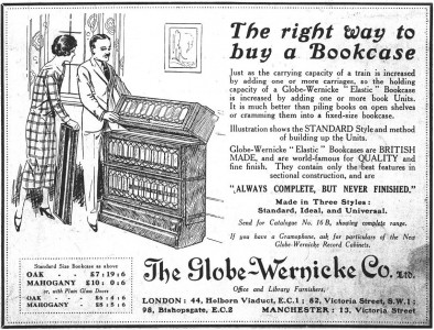 История книжных полок Björkkvis